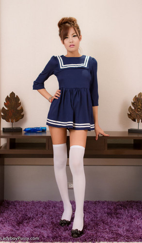 Chimi Sultry Sailor Bareback (2014)