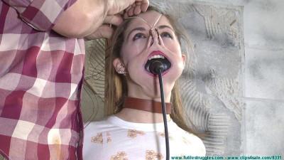HD Bdsm Sex Videos Terra Mizu Crotchroped and Then Hogtied Part 1
