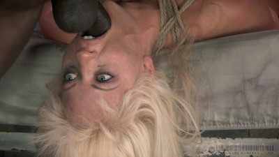 RTB - Blonde Milf Holly strictly restrained and Anally fucked by Bbc