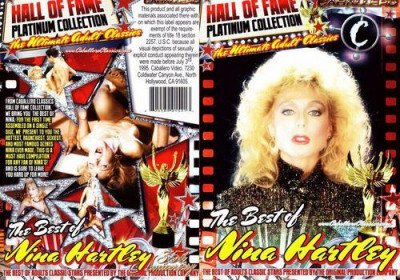 Description Caballero Hall Of Fame Best Of Nina Hartley