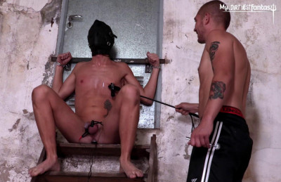 Bondage Agony With Casper Ellis