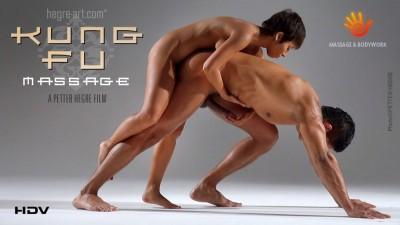 Description Hegre-Art - Yanka - Kung Fu Massage