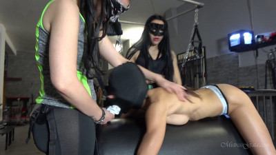 Mistress Gaia Fitness Femdoms