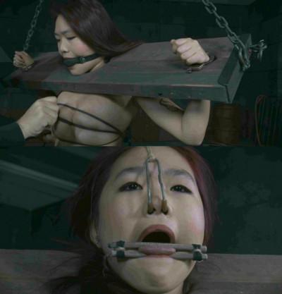 bdsm style bondage great (Lea Hart , Make Her Scream , HD 720p).