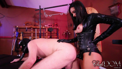 Crystal Rush Strap On Training by Mistress Crystal (2018)
