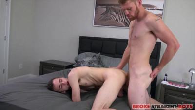 Description Broke Straight Boys - Calhoun Sawyer and James Dawn