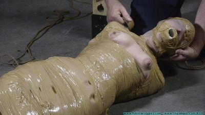 BDSM Packaging Rachel - Part 2