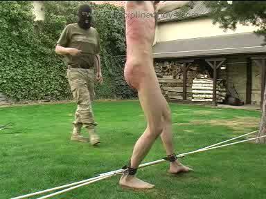 Discipline4Boys - Punished Burglar 2