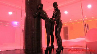 Rubber-Passion - 'Rubber Doll Spa' Pt:1