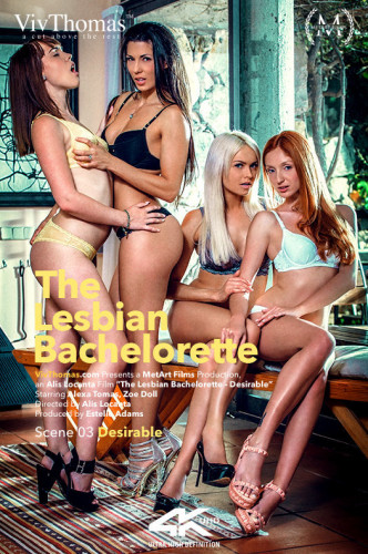 Alexa Tomas, Zoe Doll - The Lesbian Bachelorette Episode 3 - Desirable (2016)