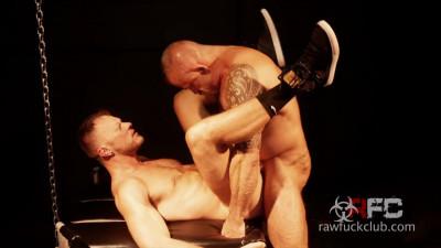 Wade Wolfgar Gets His Muscle Da