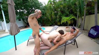 Dakota Lovell ,Jake Lawrence ,Ryan Kneeds – Patriotic Pool Party