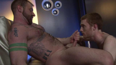 Hotel Hook-Up Scene 1 Aleks Buldocek and Seamus O'Reilly