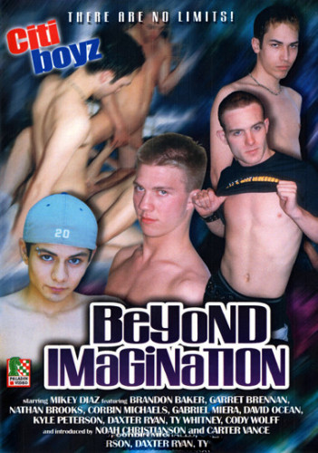 Citiboyz Vol.31 Beyond Imagination