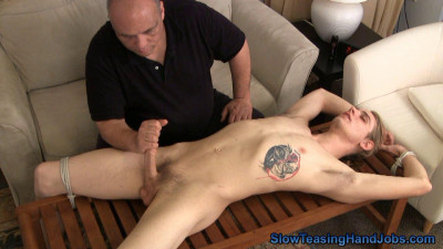 Pretty-Boy Racked, Edged and Milked
