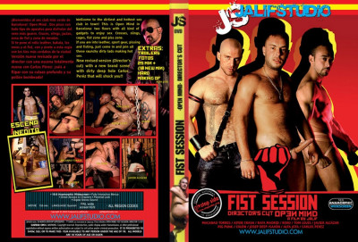 Fist Session: Open Mind Director\'s Cut