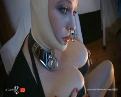 SlaveM  – Clip4sale – Lush Lady Torments His Body