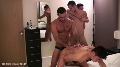 Lito Cruz, Martin Poli, Sebastian Slater & Lee Mayson