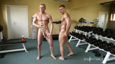 Description Dmitry & Stas: Gladiator Workout Challenge