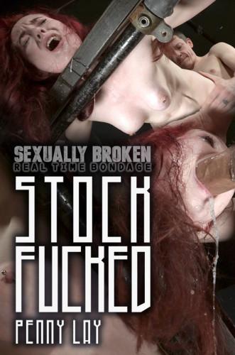 Sexuallybroken - Stock Fucked (Penny Lay, Jesse Dean) 720p
