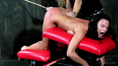 Caned Like A Whore