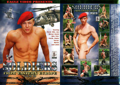 Description Eagle Video – Soldiers From Eastern Europe Vol.12(2005)