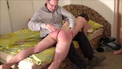 Amateur Spanking Boys - Michal And Lukas