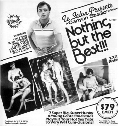 Nothing But The Best (1984) — Chris Allen, Justin Tyler, Lee Stern