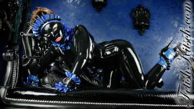 FetishKitsch - Black & Blue - November 27th, 2014