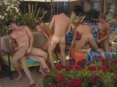 Wet Summer Orgy