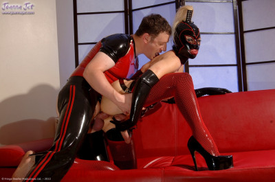 Shemale Fetish Passion 2-Pure Latex