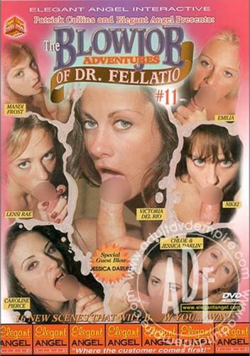 Blowjob Adventures of Dr. Fellatio Part 11