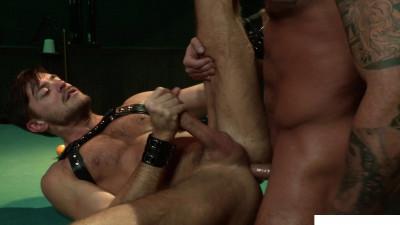 Two Dick Minimum, Scene 2