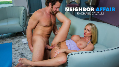 Rachael Cavalli Wants Her Neighbor's Big Cock