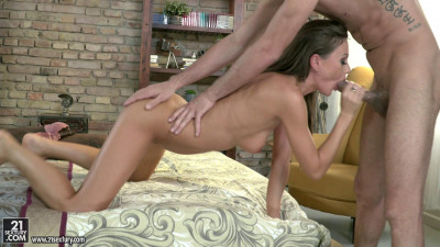 Deepthroat Frenzy with Tina Kay