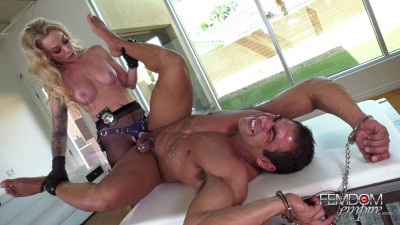 Isabelle Deltore – Anal Cavity Search 1080p