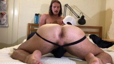 Dan Saxon – with hot bottom
