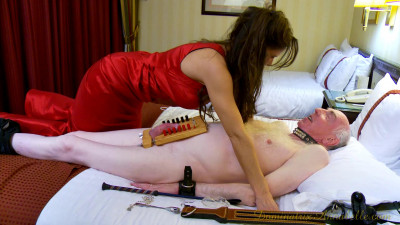 Dominatrix Annabelle Perfect Nice Sweet Full Magic Collection. Part 1.