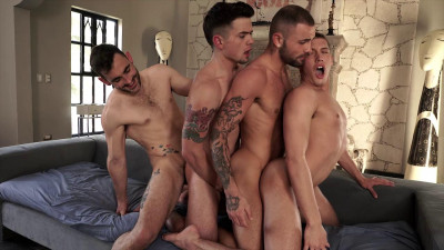 Join The Sweaty All-Star Orgy part 1 HD