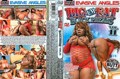 Big-Um-Fat Black Freaks vol.11