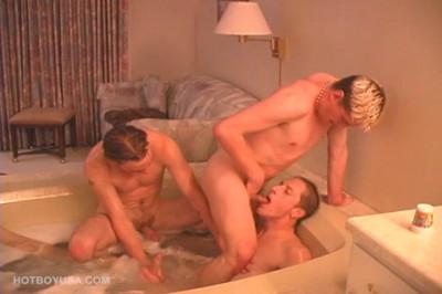Description Jaison, Troy and Adam