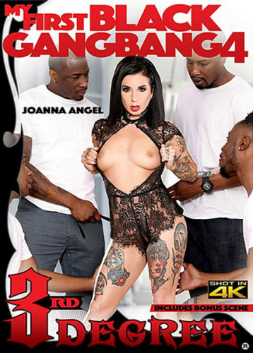 My First Black Gang Bang vol 4 (2019)