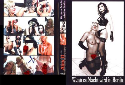 AlexD - Wenn Es Nacht Wird In Berlin