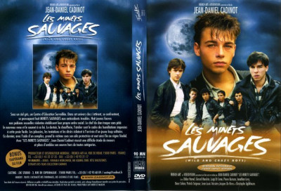 French Art – Les Minets Sauvages (1984)