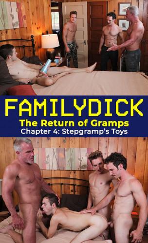 The Return of Gramps – Chapter pt,4 Stepgramps Toys