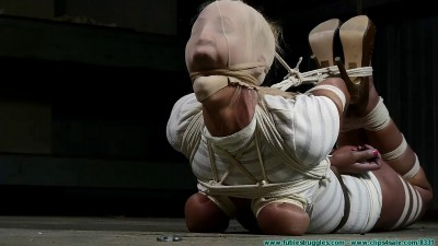 Amanda Foxx Hogtied Part 3