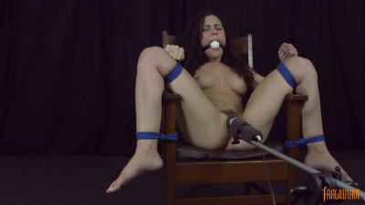 Chair Bound with Tons of Orgasms
