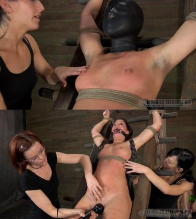 Bondage, strappado, torture and spanking for sexy girl part 1