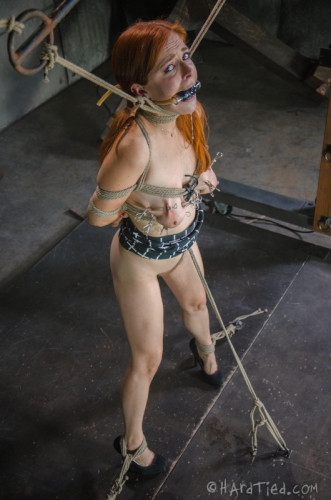 HT – August 06, 2014 – Penny Pax, Elise Graves – Tiny Feet – HD