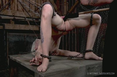 IRestraints - Sarah Jane Ceylon - Two Days of Torment